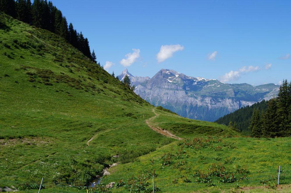 alpes, montagnes, tourisme
