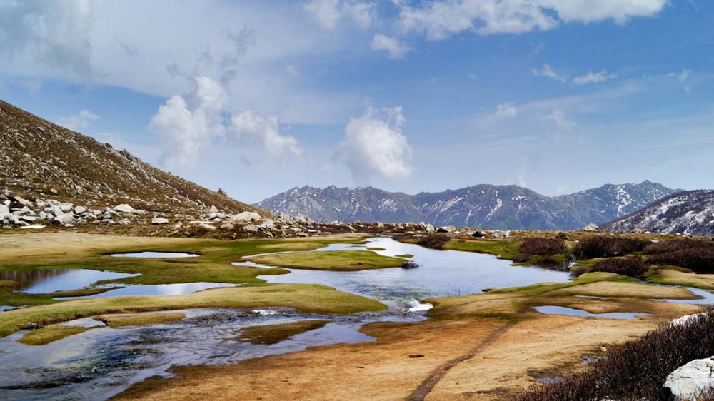 randonnées, corse, paysages