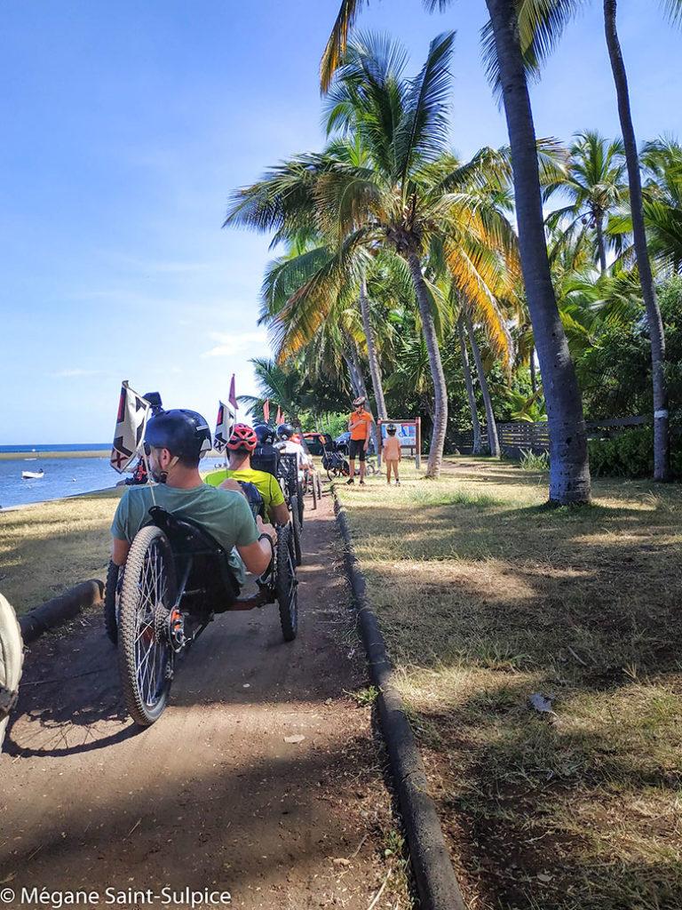 vélo, réunion, tourisme