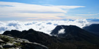 Le Cap Corse depuis le Monte Stello