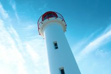 phare, tourisme, région
